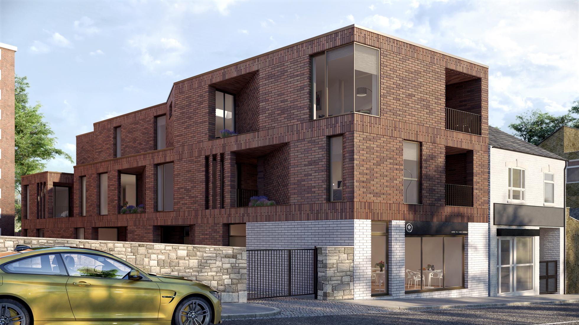 architect hackney