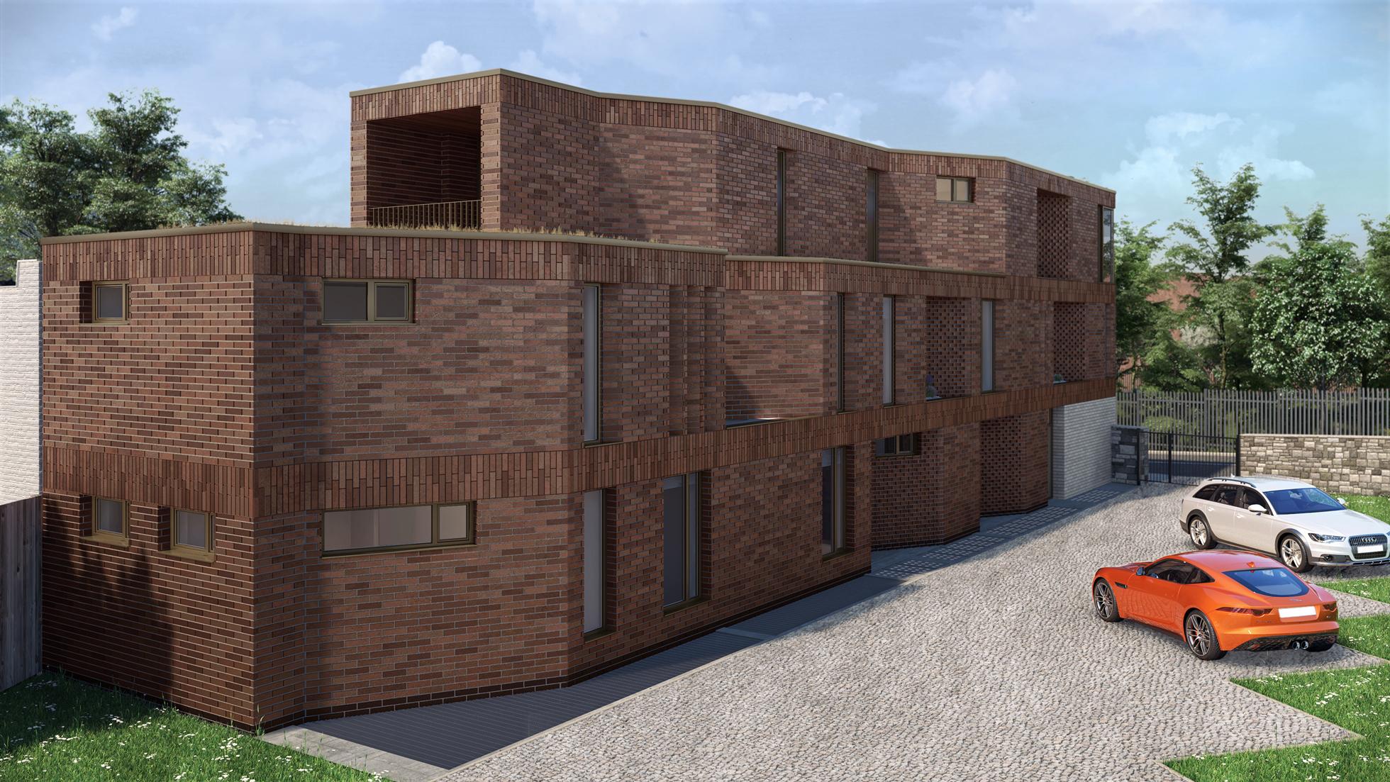 architect Terrace hackney