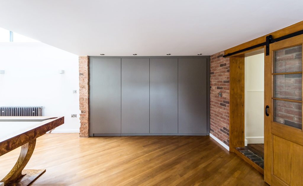 Interior architects Leicestershire