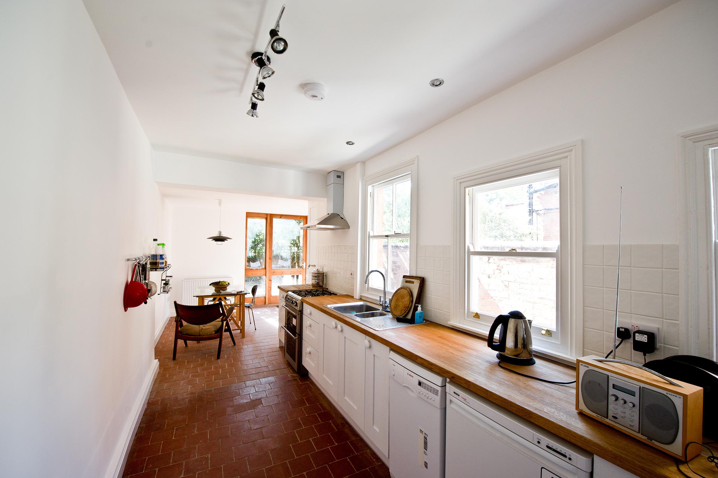 architects kitchen