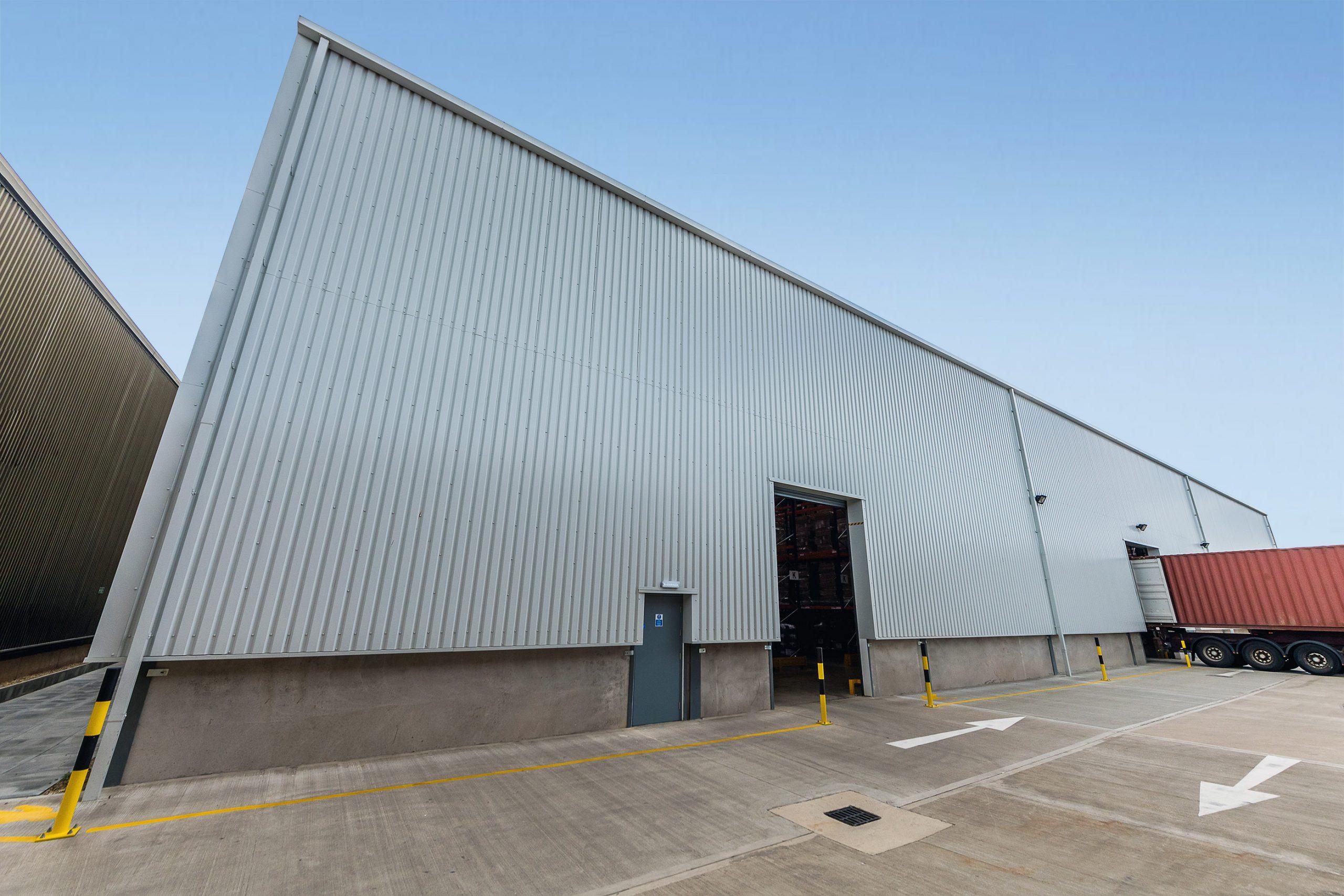 architect case study warehouse ramon