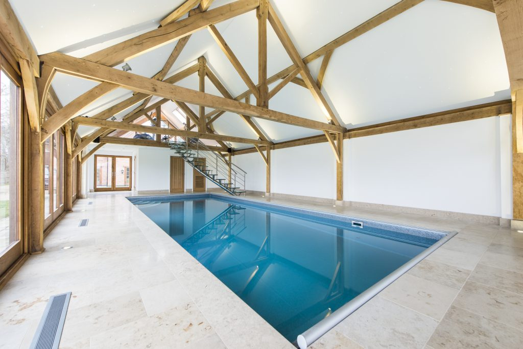 Pool house walters architects
