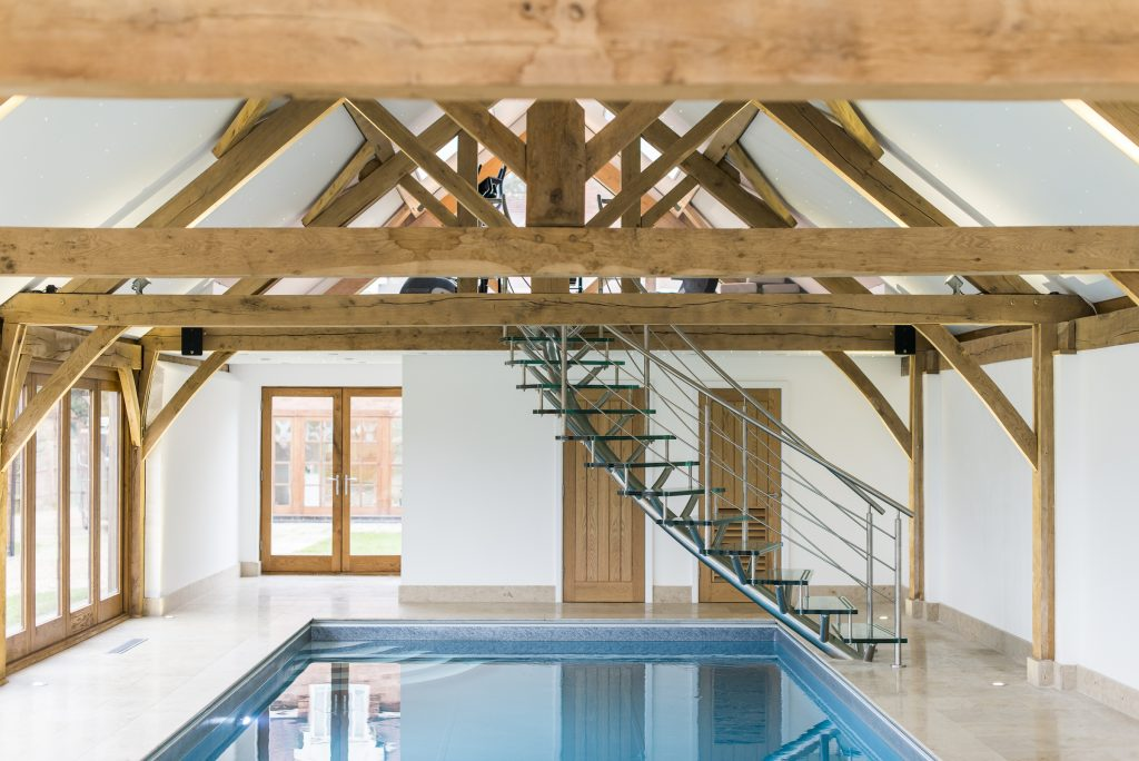 Pool house case studies