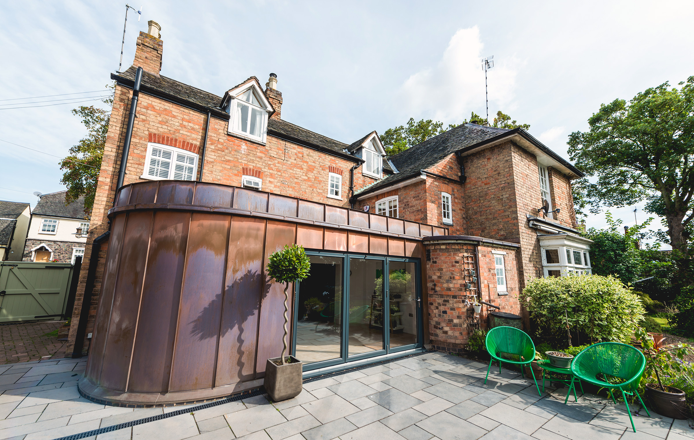 architects leicestershire