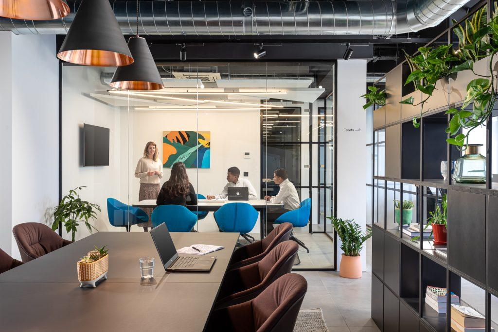 Flagship Bristol Office Meeting Room