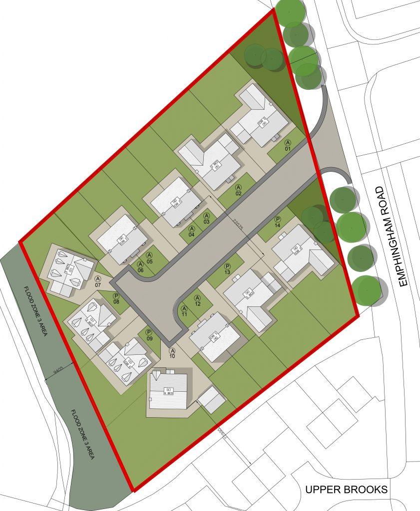 A potential site in Rutland
