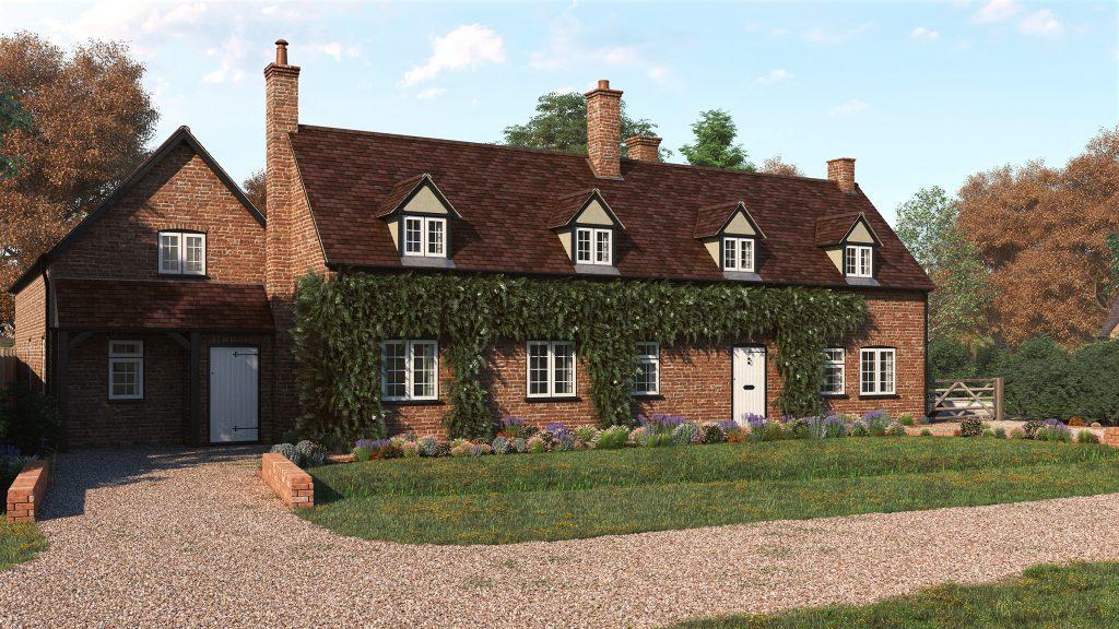 Smaller Shyre Cottage Exterior