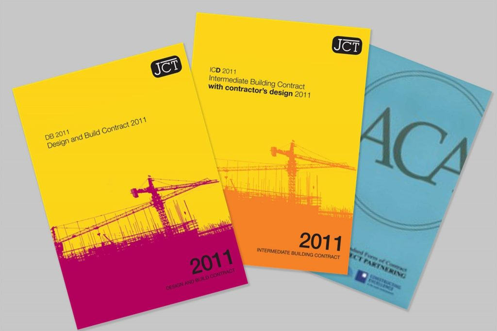 JCT contract design document
