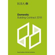 RIBA Building contract