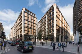 Bloomberg European HQ cost £1b to build