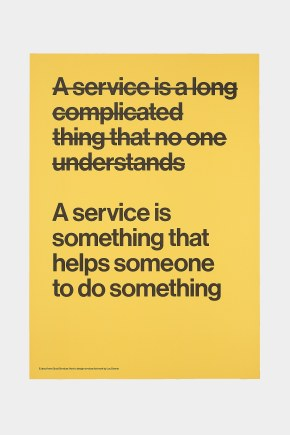a service is something that helps someone do something