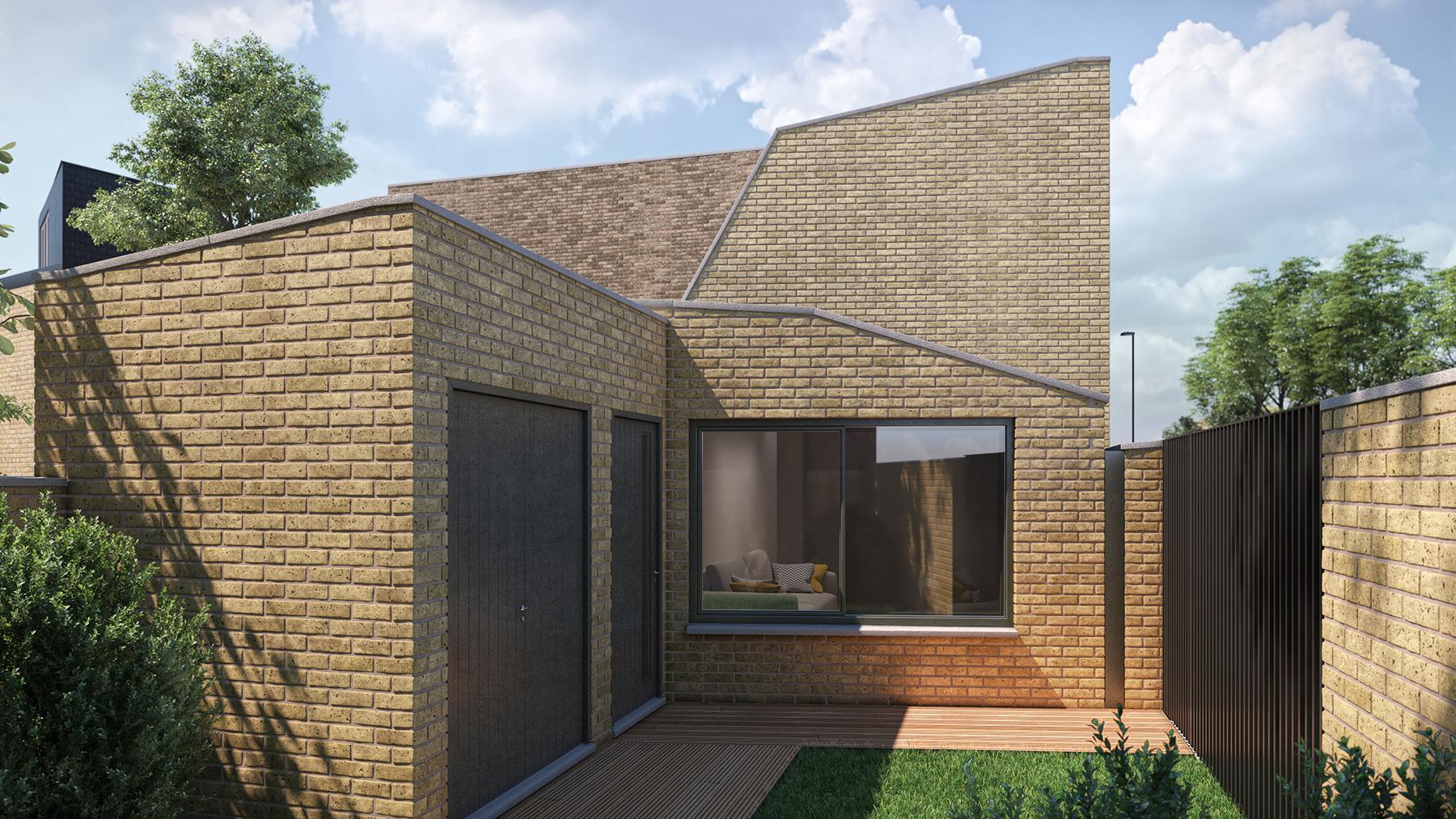 Hackney New Build House