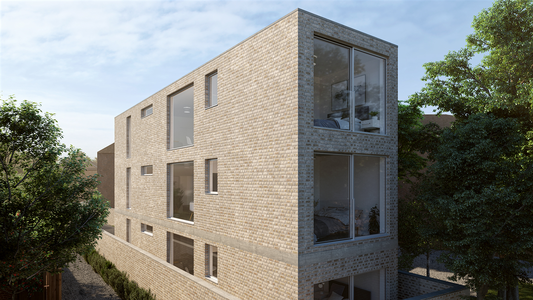 North Finchley New Build Apartments