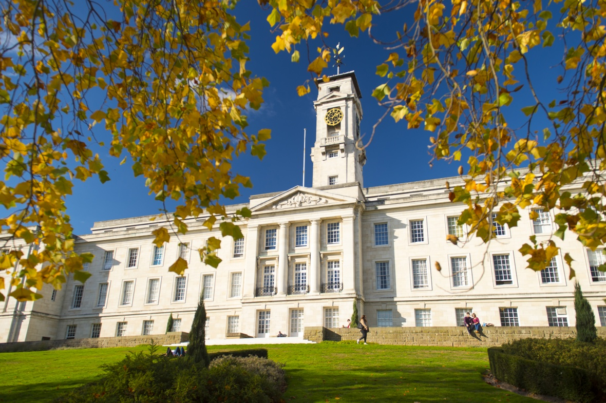 Nottingham University Building